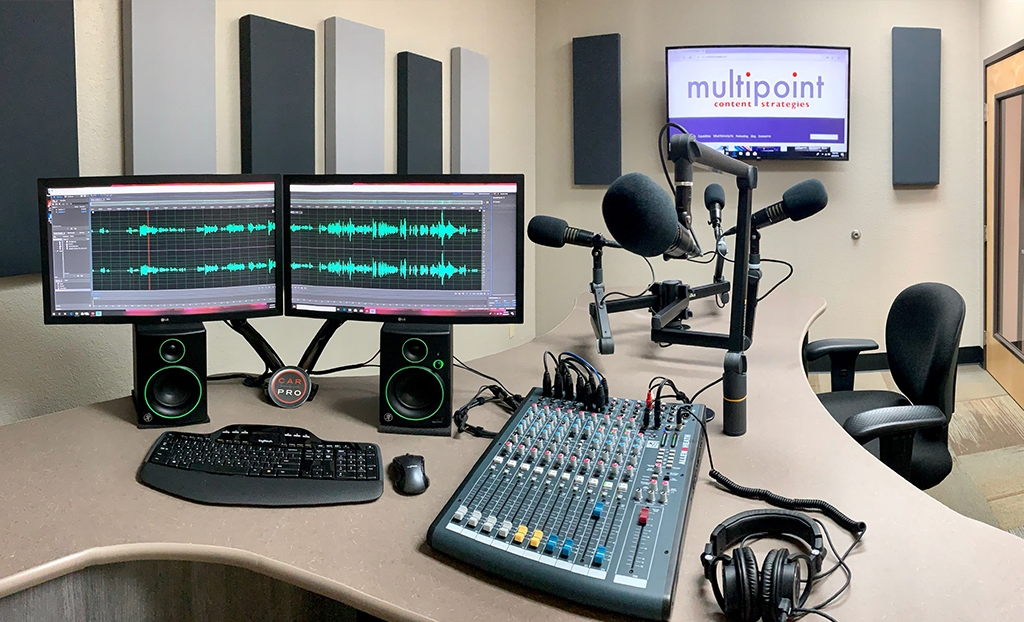 Multipoint Podcasting StudioF