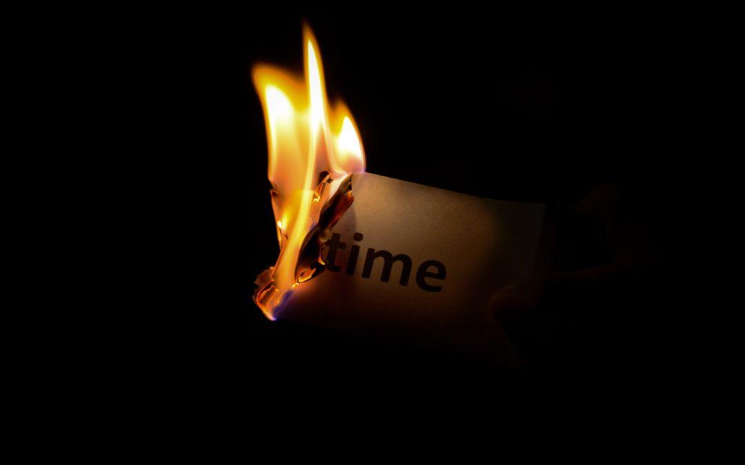I don't have time for behavior…