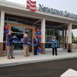 Newtown Savings Bank Grand Opening