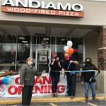 Andiamo Wood Fired Pizza Opens in Brookfield