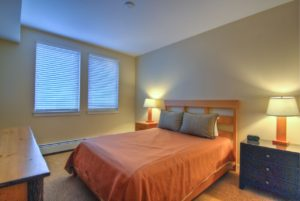 2 bedroom silver bedroom 1