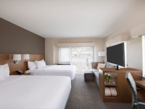 Hyatt Place Keystone double