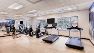 Hyatt gym