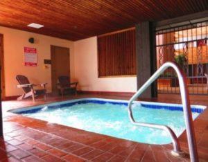 TS hot tub