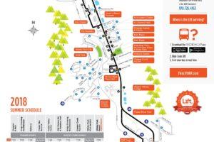 Winter Park Shuttle Route