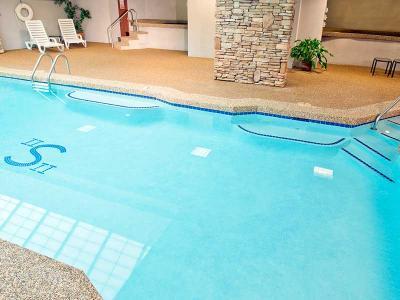 silverado pool