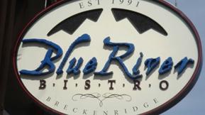 BlueRiverBistroSign