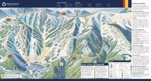 Monarch Mountain - Maps on