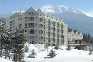 Winter Park Mountain Lodge Front