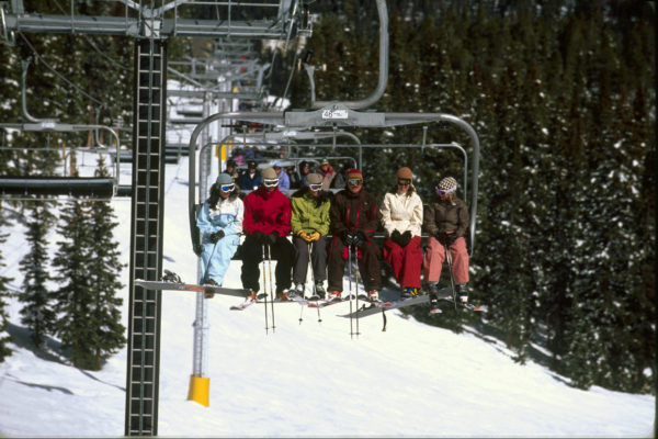 Winter Park Chairlift
