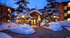 Steamboat Springs Suites Front