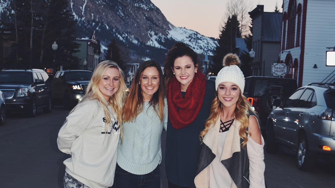 College Group Ski Trip Packages