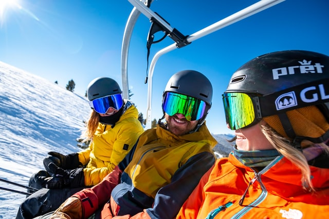 What should I expect at ski school?