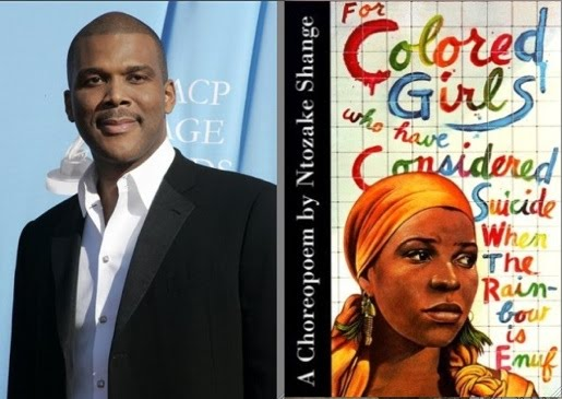 As much as we are loathe to admit it, Tyler Perry is the only one who can bring Colored Girls to the big screen