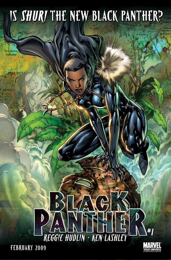 pgp175: Rise of the Black Panther...