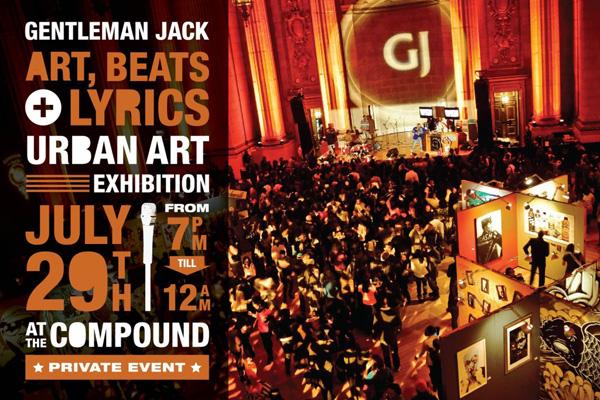 Gentleman Jack Art, Beats + Lyrics