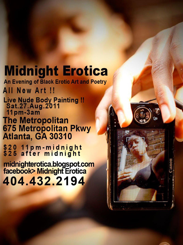 Yemi Toure's Midnight Erotica