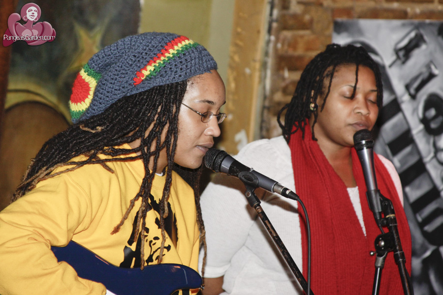The Reggae Tribute with The CCCollective at Apache Cafe