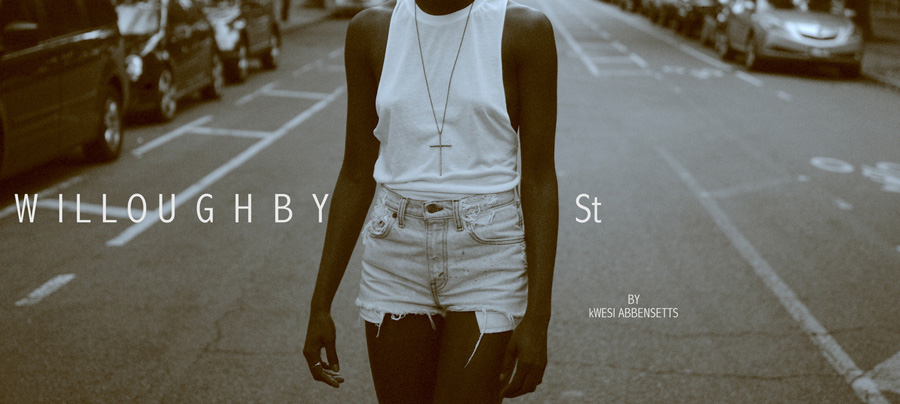 Kwesi Abbensetts… seven minutes on willoughby st