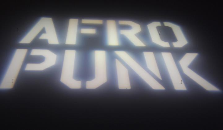 an Afro Punk adventure…