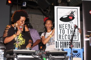 Needle To The Record DJ Competition @ A3C Festival Atlanta 10.12.12