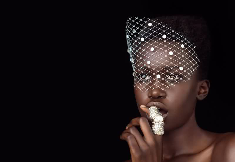 F&GN: Model spotlight, Akuol Garang de Mabior