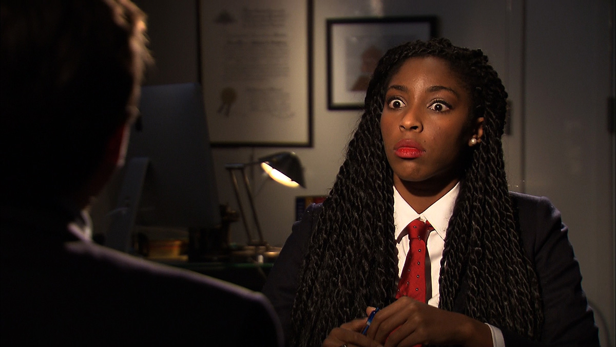 WGO?: The Daily Show's Jessica Williams and Operation Black Hair