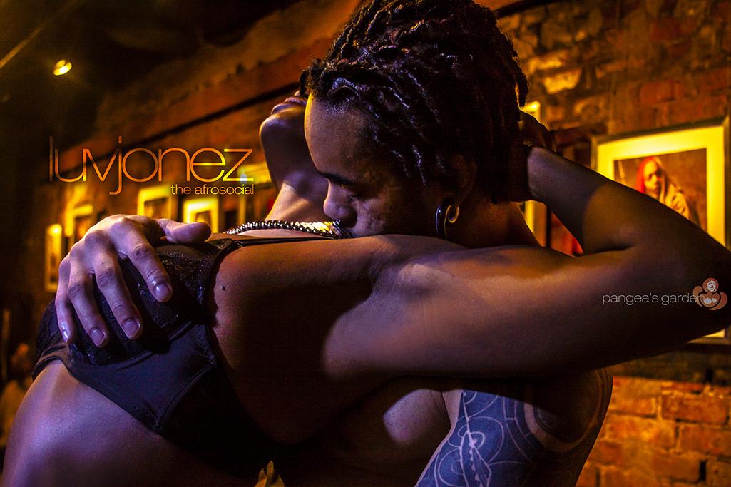 LuvJonez… an afrosocial at the Apache Cafe