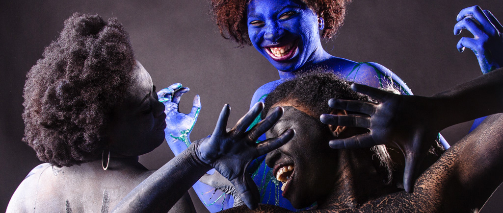 earthSistas… Primal Paint, lively uncensored