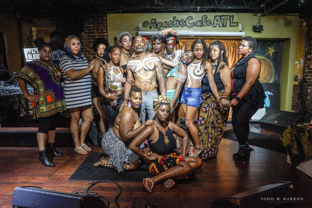 pgp413: Felabration 2018 at the AfroSocial