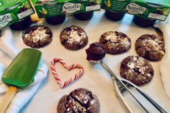 Avoca'Do Chocolate Crinkle Cookie Recipe