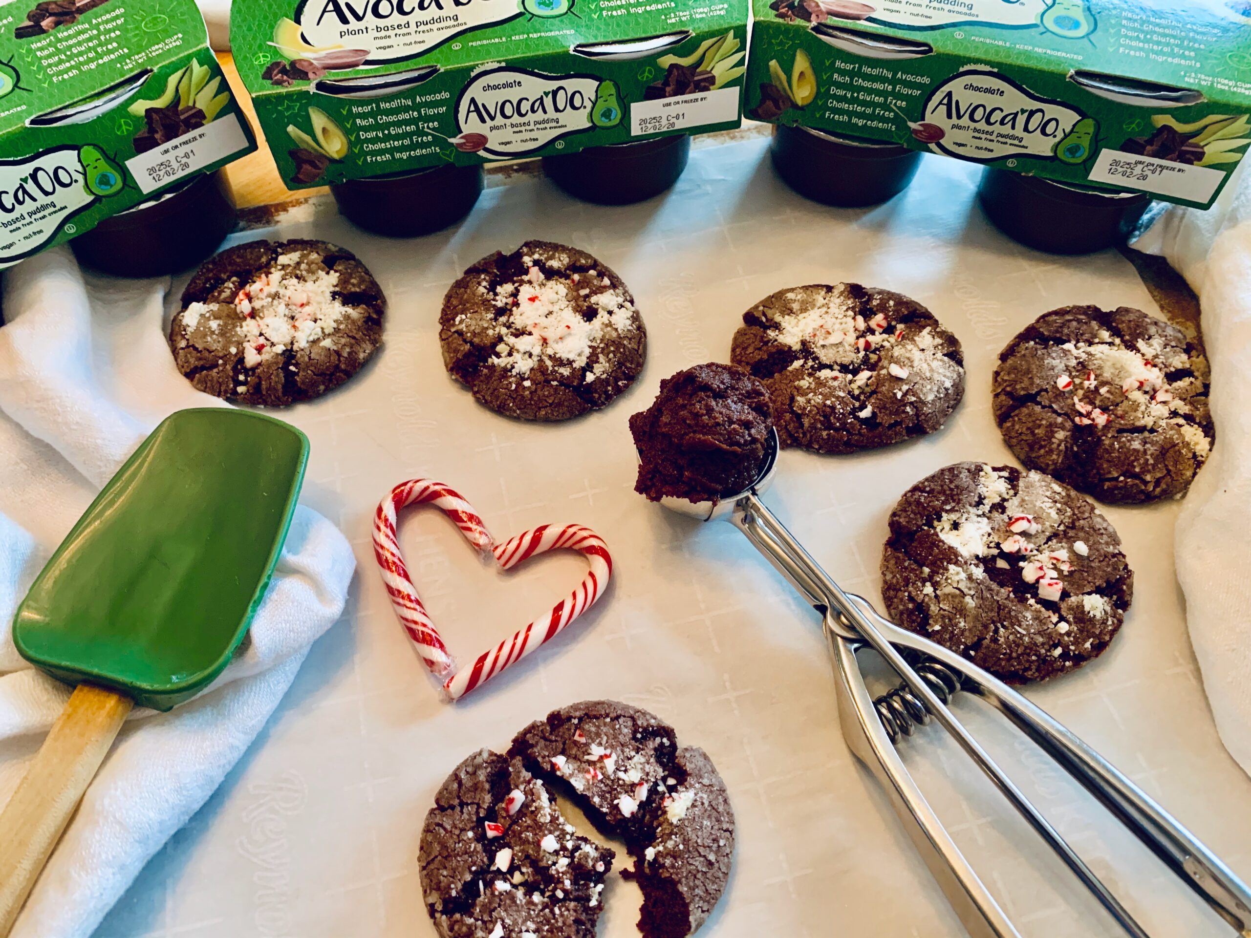 Avoca'Do Chocolate Crinkle Cookie Recipe