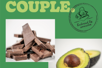 Avocados + Chocolate = Iconic Duo