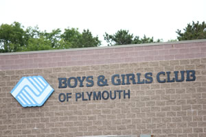 Boys Girls Club building