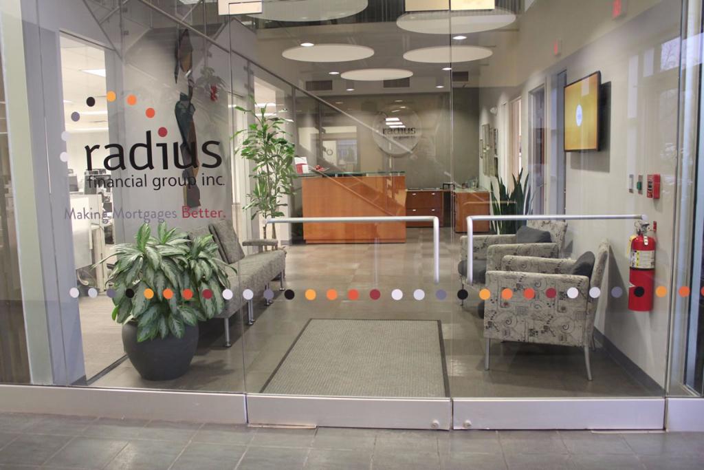Radius Financial Group Corporate Headquarters Construction