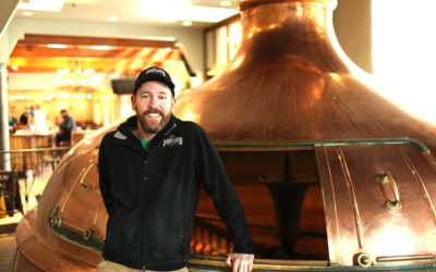 Passionate! Original!  Solid! Interview with Ryan Pappe, Head Brewer at Portland Brewing (podcast)