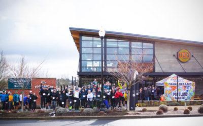 Hopworks Vancouver 5K Fun Run Recap from February 24, 2018