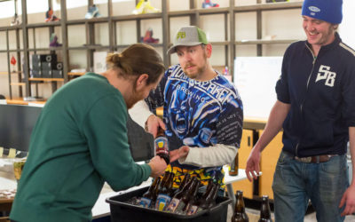 Delicious! Chaotic! Intense! Interview with Dan Malech, co-owner, StormBreaker Brewing