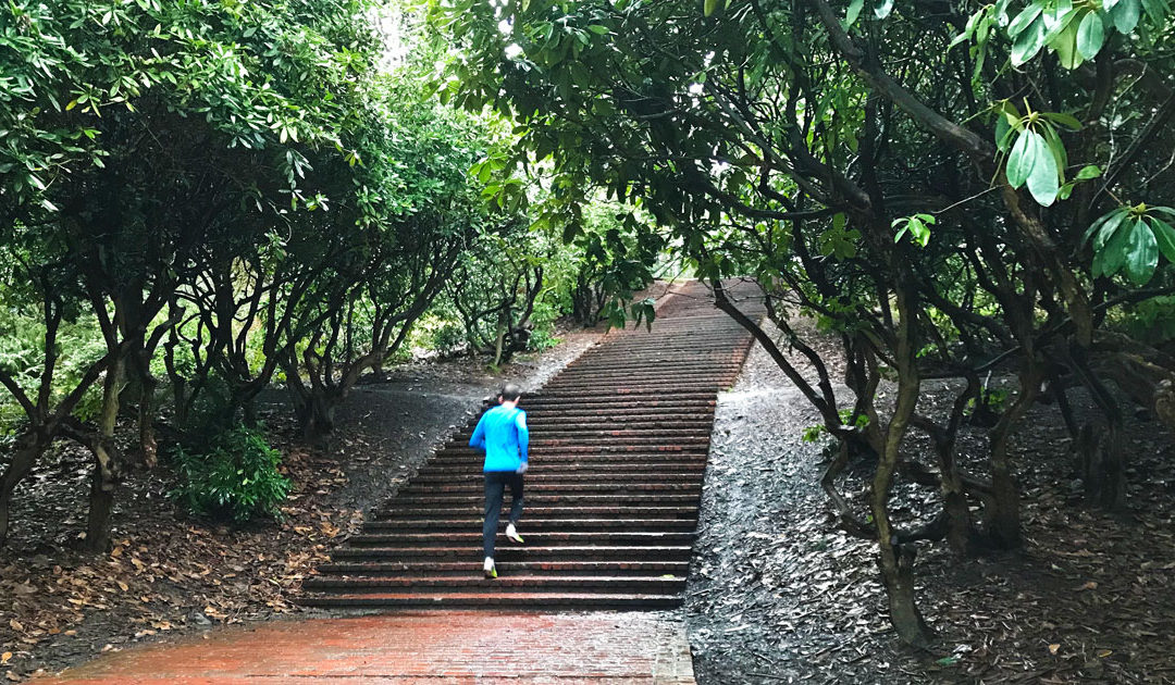 Three Benefits of Running Stairs