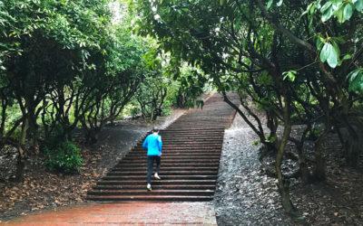 Three Benefits of Running Stairs