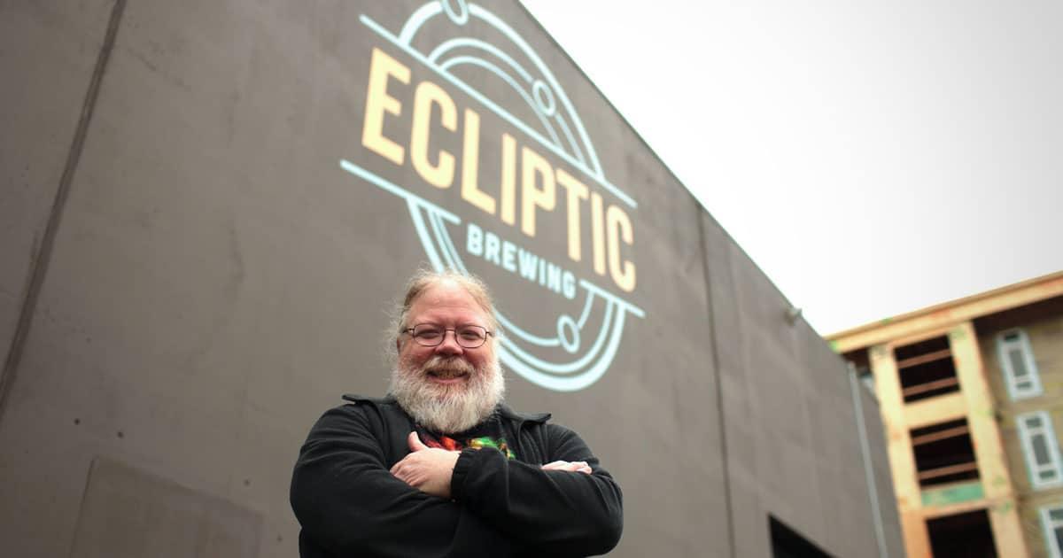 John Harris Ecliptic Brewing