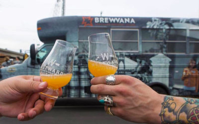 The Passion, Collaboration, and Amazing Experience of Brewvana Brewery Tours (podcast)