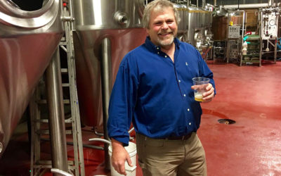 Brewing with a Farmer's Mentality at Ordnance Brewing (podcast)
