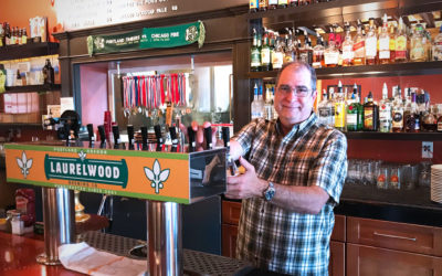 Where Friends and Families Meet: Interview with Laurelwood Brewing (podcast)