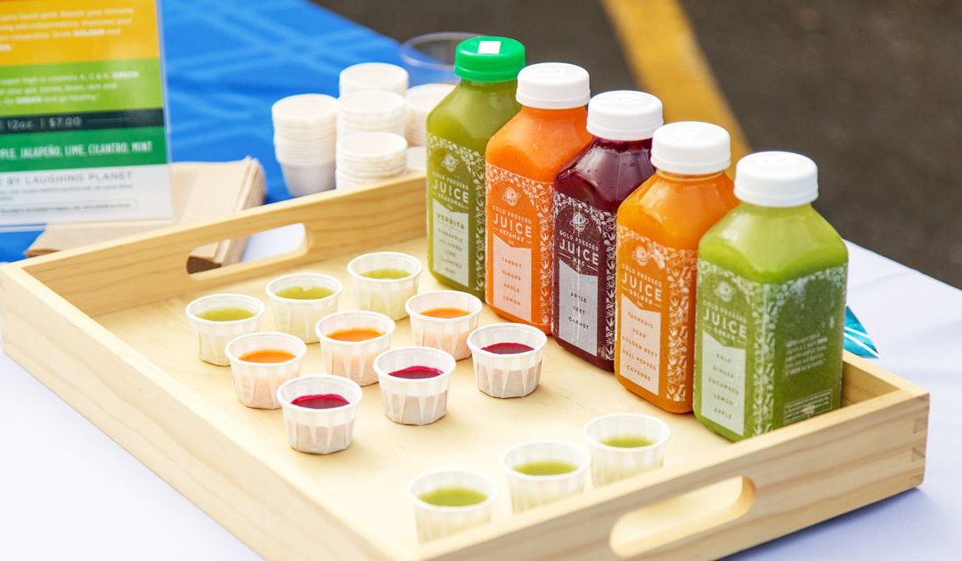 Why you Should Try Fresh Pressed Juice from Laughing Planet (podcast)
