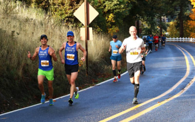 Here are a bunch of fall Races to get you Active (podcast)
