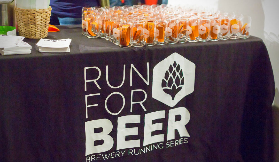 Join us for the 2019 Oregon Brewery Running Series Kickoff