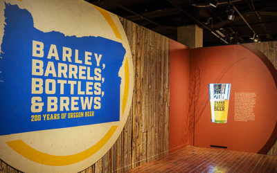 A brief History of Beer in Oregon with the Oregon Historical Society