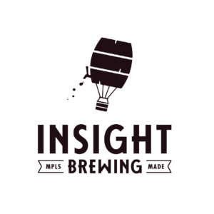 run for beer logo at insight Brewing