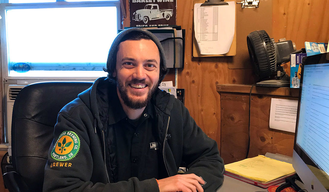 Catching up with Eric Ebel, Brewmaster at Laurelwood Brewing (podcast)
